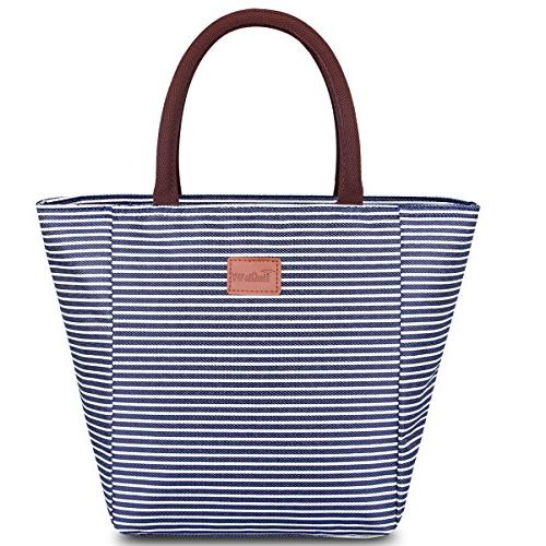 reusable lunch tote bag