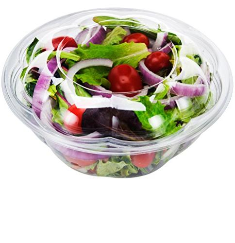 DOBI Salad to-Go Disposable Lids,
