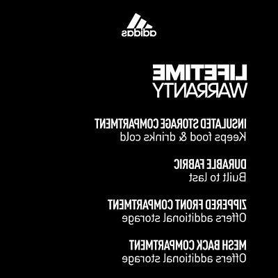 adidas Linear Front Logo, Foam Padded