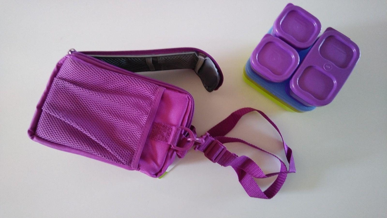 Rubbermaid Small Lunch Blox Pack Purple