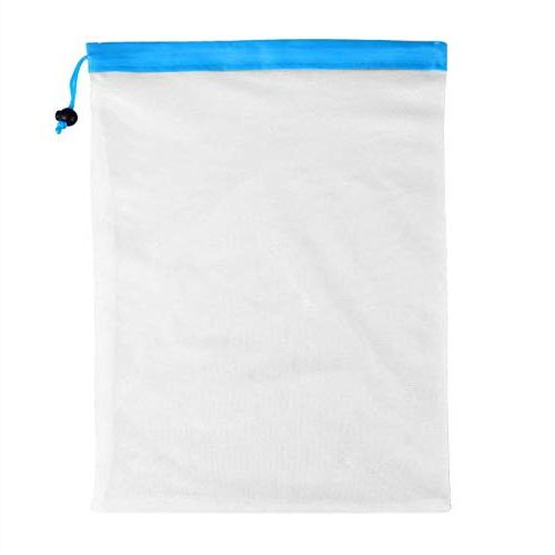 Storage - Nhbr 12pcs Reusable Bags Washable Friendly Storage - Hiking Transparent Compression Half
