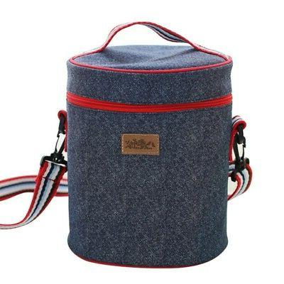 US Lunch Insulated Lunch Bags Cooler Bag