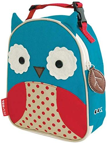 zoo lunchies insulated lunch bag