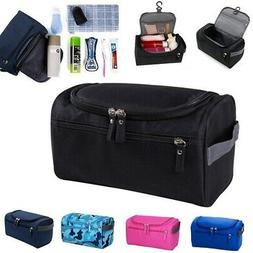 Large Cosmetic Case Makeup Bag Lunch Bag Storage Handle Orga