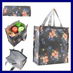 Large Insulated Lunch Bag For Women Men Cute Meal Prep Tote