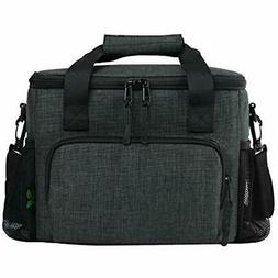 Large Lunch Bag Soft Cooler Bag, Leakproof Insulated Adult B