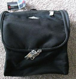 High Sierra Leeds Black Lunch Bag