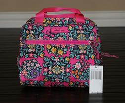 💚 Vera Bradley Lighten Up Insulated Lunch Cooler Bag in K