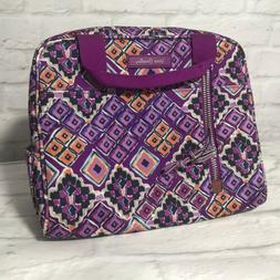 VERA BRADLEY LIGHTEN UP LUNCH BAG COOLER DREAM DIAMONDS NWT