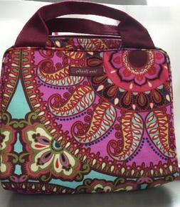 Vera Bradley Lighten Up Lunch Bag Resort Medallion Print NWT