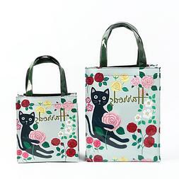 London Style PVC Reusable Shopping <font><b>Bag</b></font> W