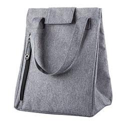 Lightouch Bag Thermal Insulated Box Stylish Food Handbag Con