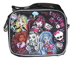 Lunch Bag - Monster High - Ghoul Nerd Scarylicious
