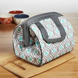 New Lunch Bag With Zipper And Ice Pack Lunch Box For Work, S