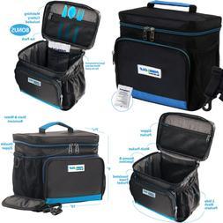 LUNCH BAG For Men Women Pinnacle Insulated Lunch Bag Box Adu