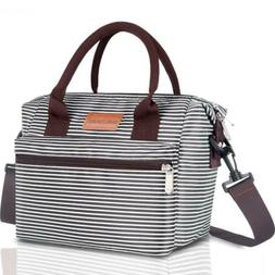 BALORAY Lunch Bag for Women Insulated Box with Adjustable Sh