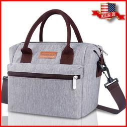 Baloray Lunch Bag For Women Insulated Lunch Box With Adjusta
