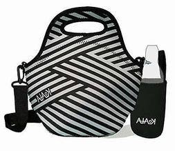 Lunch Bag for Women Insulated with Shoulder Straps, Neoprene
