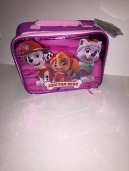 Paw Patrol Lunch Bag Insulated Skye Everest Marshall Box Nic