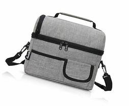 PuTwo Lunch Bag 8L Insulated Lunch Bag Lunch Box Lunch Bags