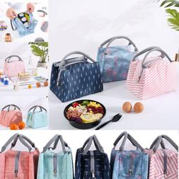 lunch bag insulated women tote thermal box