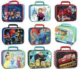 Lunch Bag Kids Insulated Box Children Boy Girl Thermal Picni