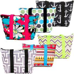 Lunch Bag Thermal Insulated Food Cooler School Work Travel T