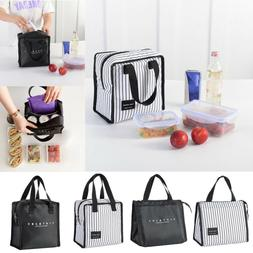 Lunch Bag Tote Bag Lunch Organizer Hand Held Holder Lunch St