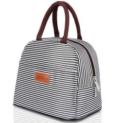 Lunch Bag Tote Bag Organizer Holder Container Home Kitchen F