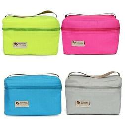 Lunch Bag Tote Insulated Box Hot And Cold Food Container Coo
