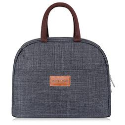 BALORAY Lunch Bag Tote Bag Lunch Organizer Lunch Holder Insu