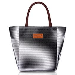 BALORAY Lunch Bag Tote Bag Lunch Organizer Lunch Holder Lunc