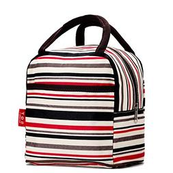 Fashion Lunch Bag Tote for Women Work School Travel Make Up