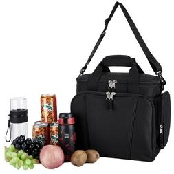 Lunch Bag With Pockets Fresh Insulated Cooler For Work Men A