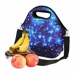 Lunch Bag With Removable Shoulder Strap For Adult Kid Travel