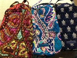 VERA BRADLEY LUNCH BAGS 5 PATTERNS TURTLES AND FLORAL CHOOSE