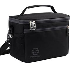 Insulated Lunch Bags  For Men Women Boys Lunch Box for Men W