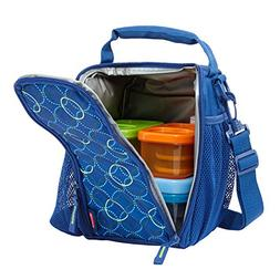 lunch blox durable bag circle