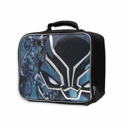 Black Panther lunch box Back to School Kids Insulated Lunchb