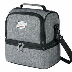 Lunch Box Insulated Bag For Men  Women Kid Mens Large Refrig