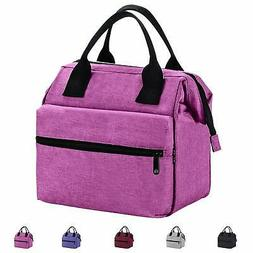 Srise Lunch Box Insulated Lunch Bag For Men & Women Meal Pre