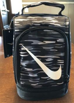 Nike Lunch Box Tote 4 boys/girls 2 Compartments Insulated Do