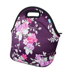 OFEILY Lunch boxes Lunch bags with Fine Neoprene Material Wa