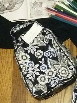 "Vera Bradley Lunch Bunch Bag ""Snow Lotus"" New with tags"