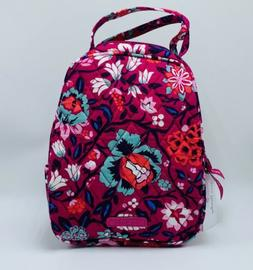 Vera Bradley Lunch Bunch Insulated Lunch Bag Bloom Berry