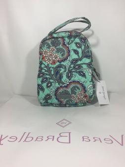 Vera Bradley Lunch Bunch Insulated Lunch Bag Fan Flowers New
