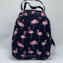 Vera Bradley Lunch Bunch Insulated Lunch Bag Flamingo Fiesta