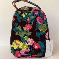 Vera Bradley Lunch Bunch Insulated Lunch Bag Hilo Meadow