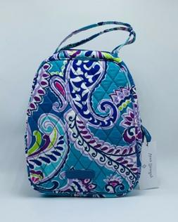 Vera Bradley Lunch Bunch Insulated Lunch Bag Waikiki Paisley
