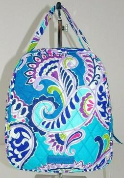 Vera Bradley Lunch Bunch Insulated Quilted Bag Waikiki Paisl